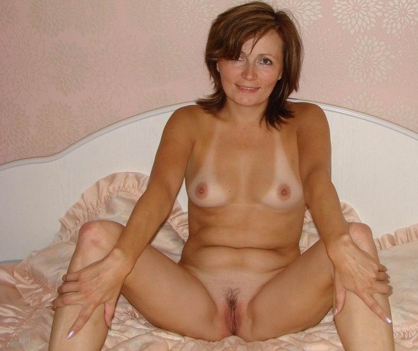 откровенное фото реальных русских дам за 40