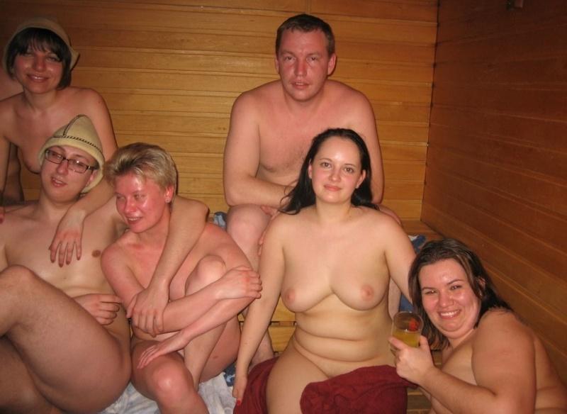 Корпоратив сауне в русские фото порно